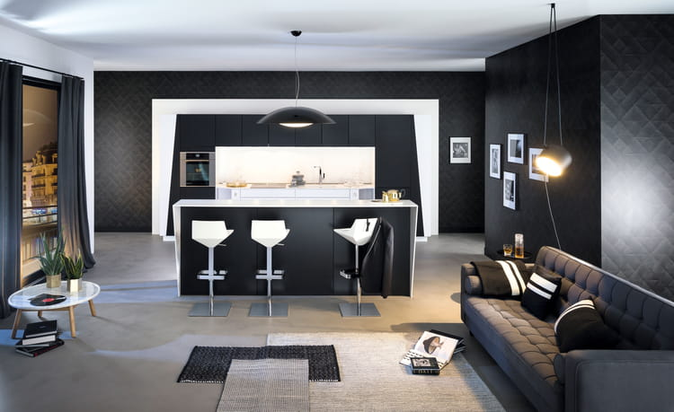 Cuisine Ikea Design : Cuisine Tallys de Mobalpa