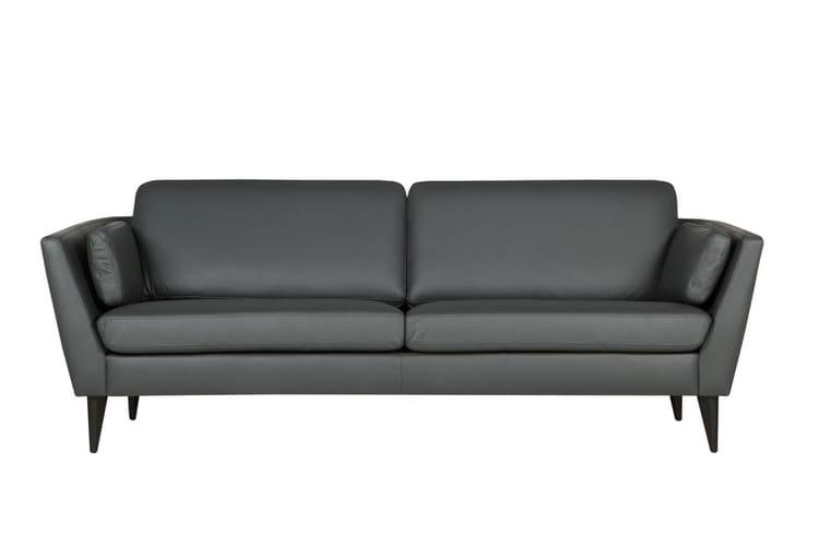 canap en cuir mabillon de france canap les canap s en cuir sous les projecteurs journal. Black Bedroom Furniture Sets. Home Design Ideas
