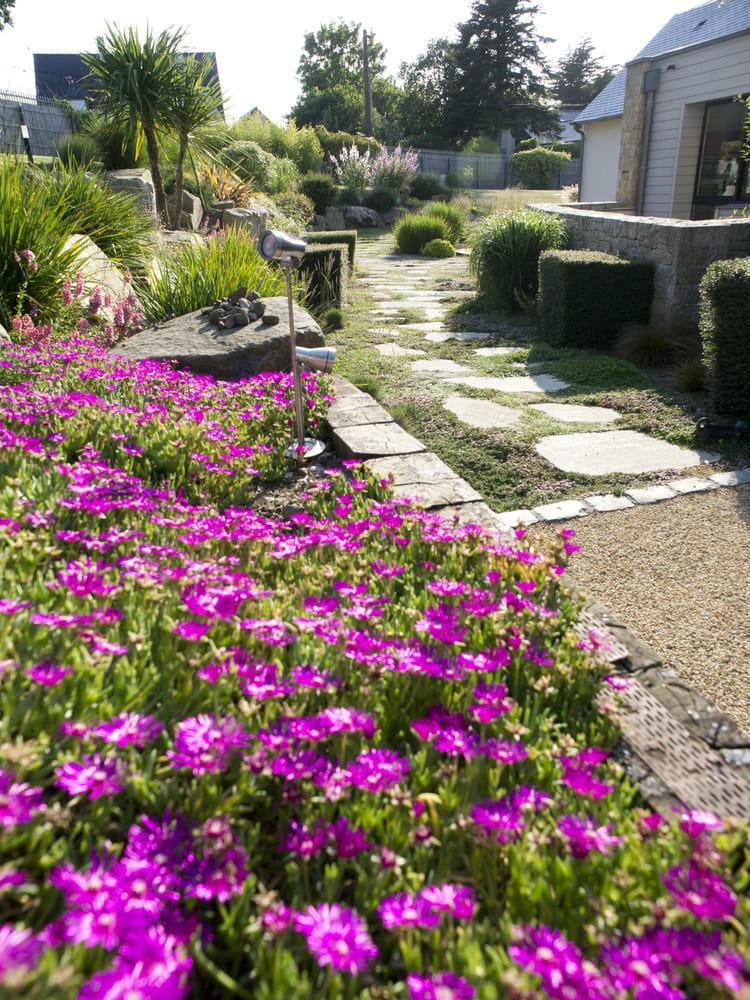 Jardin de rocaille un jardin min ral qui joue sur les - Deco jardin journal des femmes toulouse ...