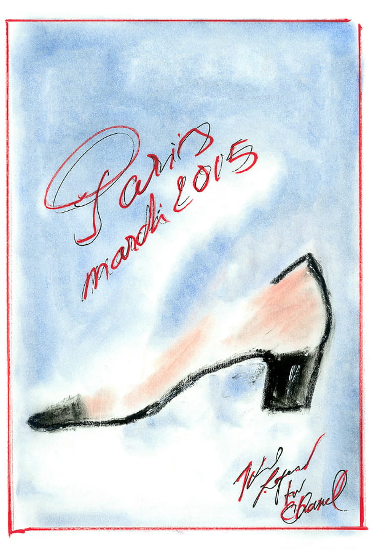 la mythique slingback de chanel ou l 39 histoire de la sandale bicolore journal des femmes. Black Bedroom Furniture Sets. Home Design Ideas