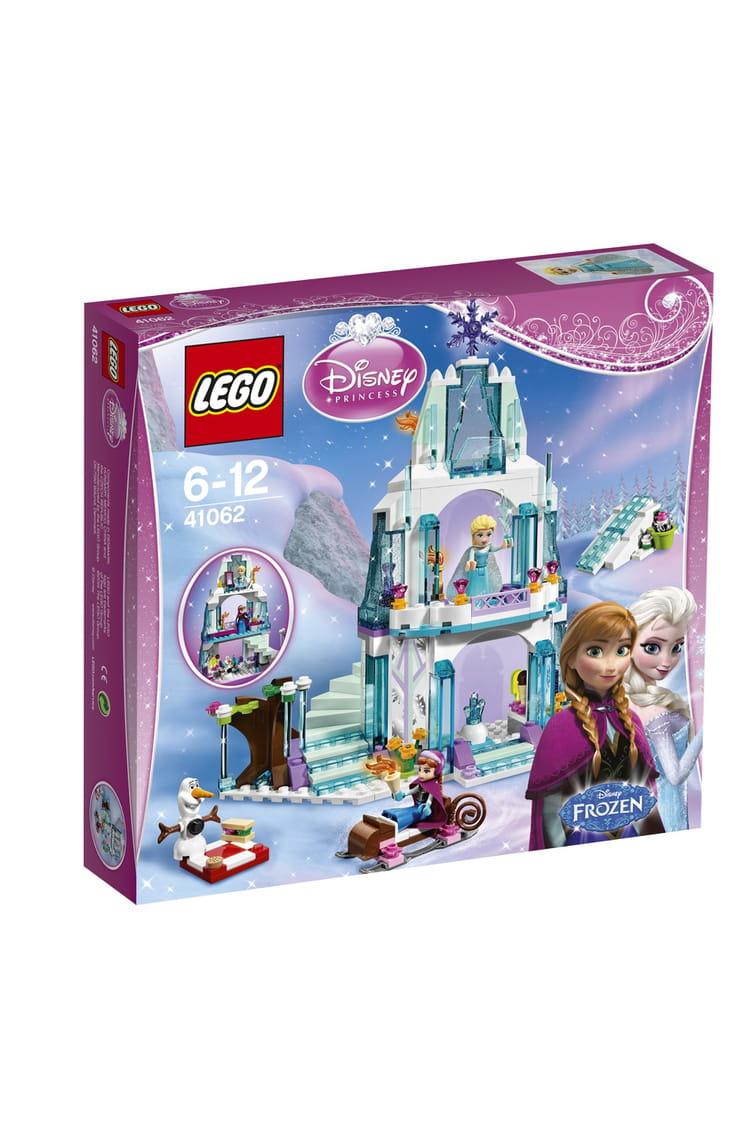 Le palais de glace d 39 elsa lego disney princesses no l 2016 les 50 jo - Journal des femmes com ...