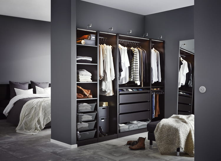 dressing ikea 7 mod les bien pratiques journal des femmes. Black Bedroom Furniture Sets. Home Design Ideas