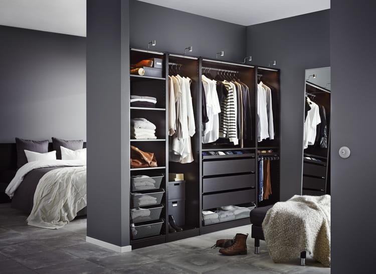dressing ikea 7 mod les bien pratiques journal des femmes. Black Bedroom Furniture Sets. Home Design Ideas