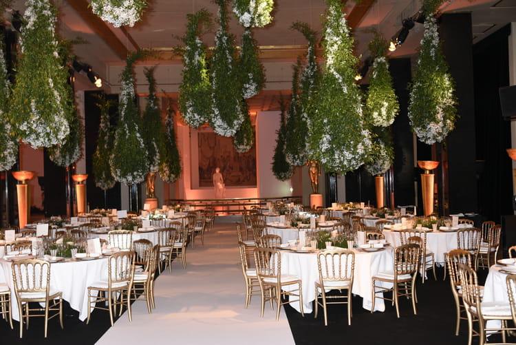 La d coration des tables du palais chaillot le bal des - Table de capitalisation gazette du palais 2013 ...