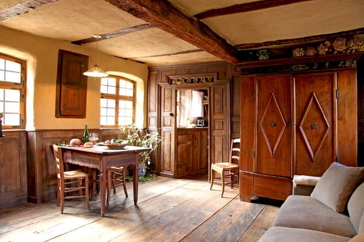 R chauffez votre int rieur avec une d co aux couleurs du bois journal des f - Decoration interieur bois ...