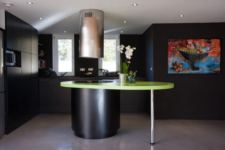 et si vous vous mettiez au vert dans votre cuisine journal des femmes. Black Bedroom Furniture Sets. Home Design Ideas