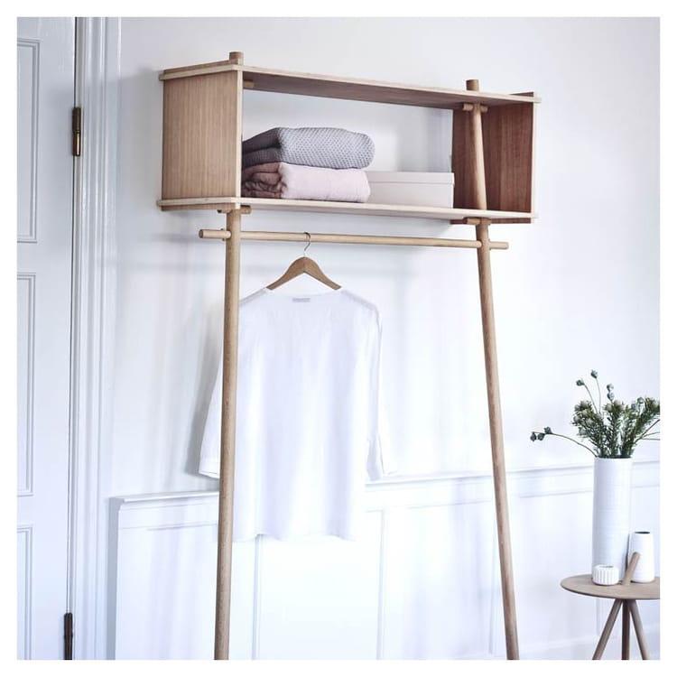 penderie t jbox de woud 10 id es de penderies design et minimalistes journal des femmes. Black Bedroom Furniture Sets. Home Design Ideas