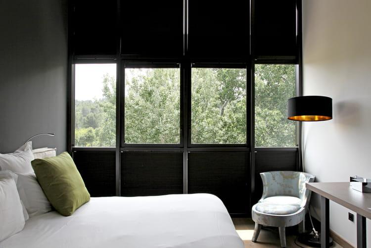 Chambre nature chambre design 25 inspirations canon for Chambre design nature
