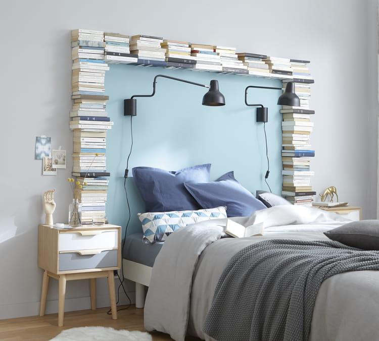 peinture bleu baltique par leroy merlin. Black Bedroom Furniture Sets. Home Design Ideas