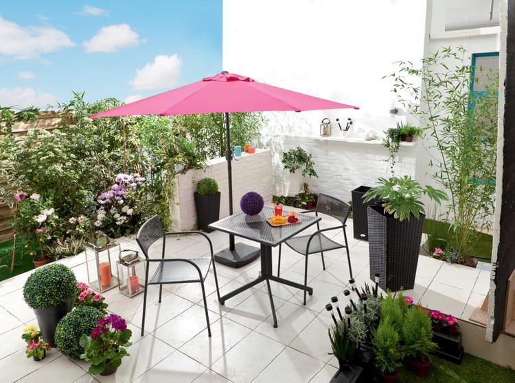 salon de jardin saria chez conforama inspiration indus. Black Bedroom Furniture Sets. Home Design Ideas
