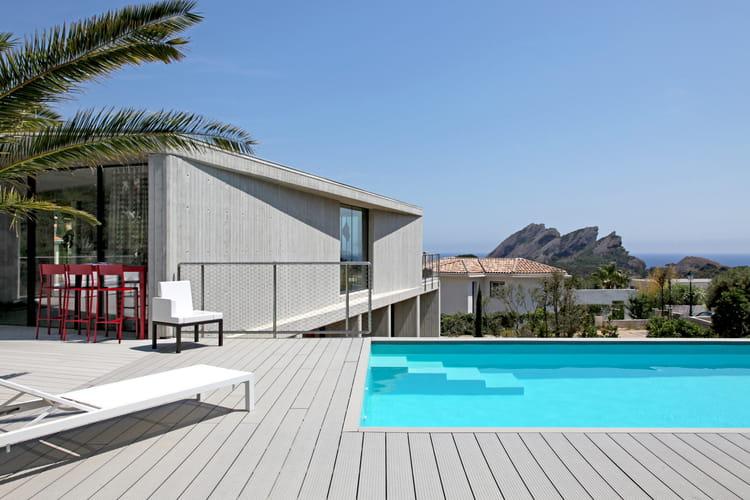 piscine des exemples de bassins qui font r ver journal des femmes. Black Bedroom Furniture Sets. Home Design Ideas