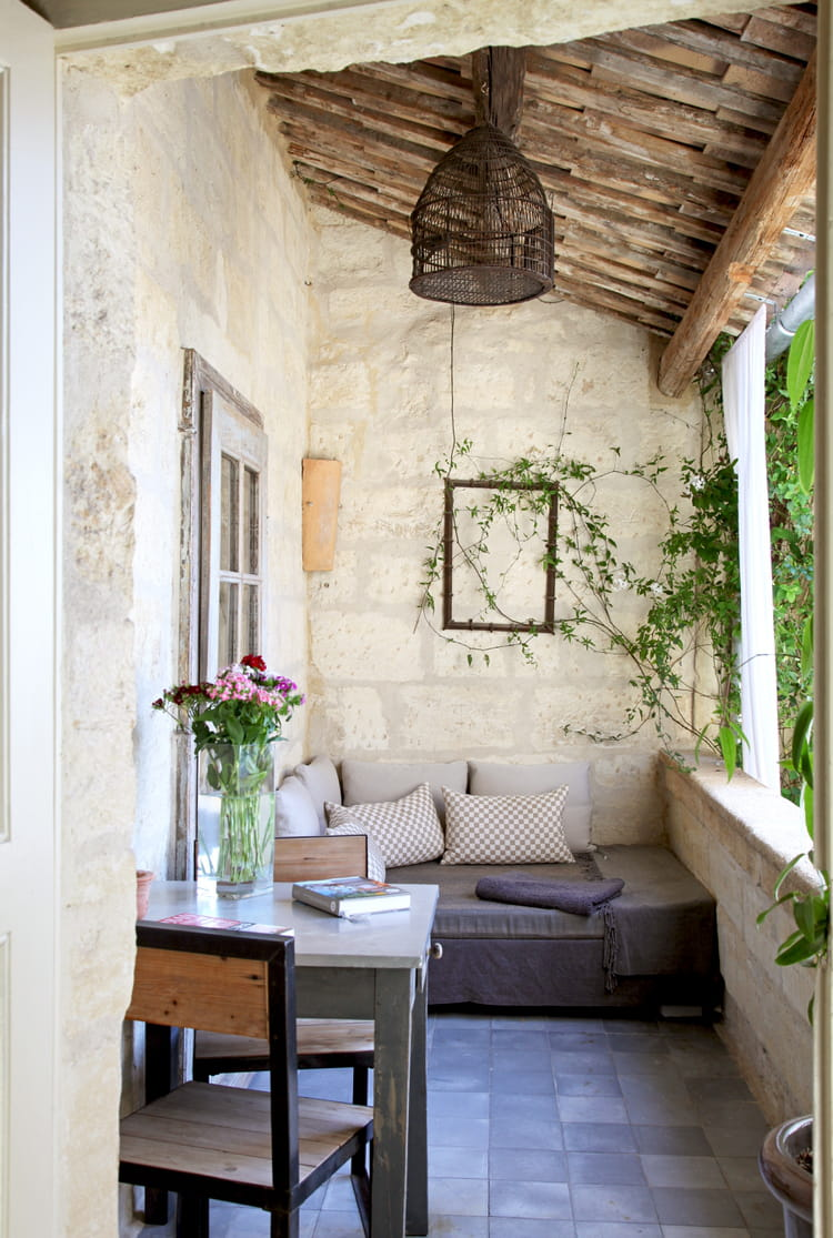 D co balcon loggia for Bien decorer son appartement