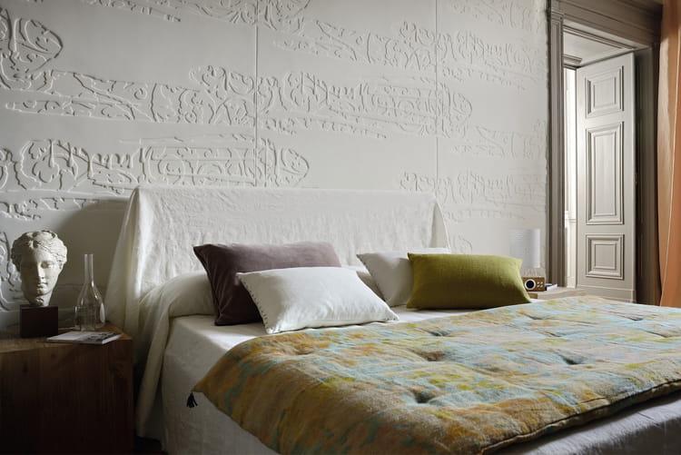 ... en relief : Quel papier peint pour ma chambre ? - Journal des Femmes