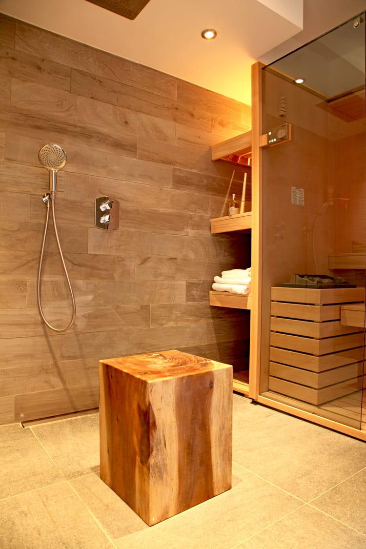 bois blond lumineux. Black Bedroom Furniture Sets. Home Design Ideas