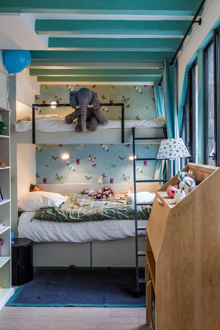 plein d 39 id es pour choisir la couleur d 39 une chambre d 39 enfant journal des femmes. Black Bedroom Furniture Sets. Home Design Ideas