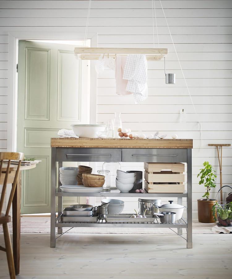 la cuisine ikea 2016 dans un style scandinave journal des femmes