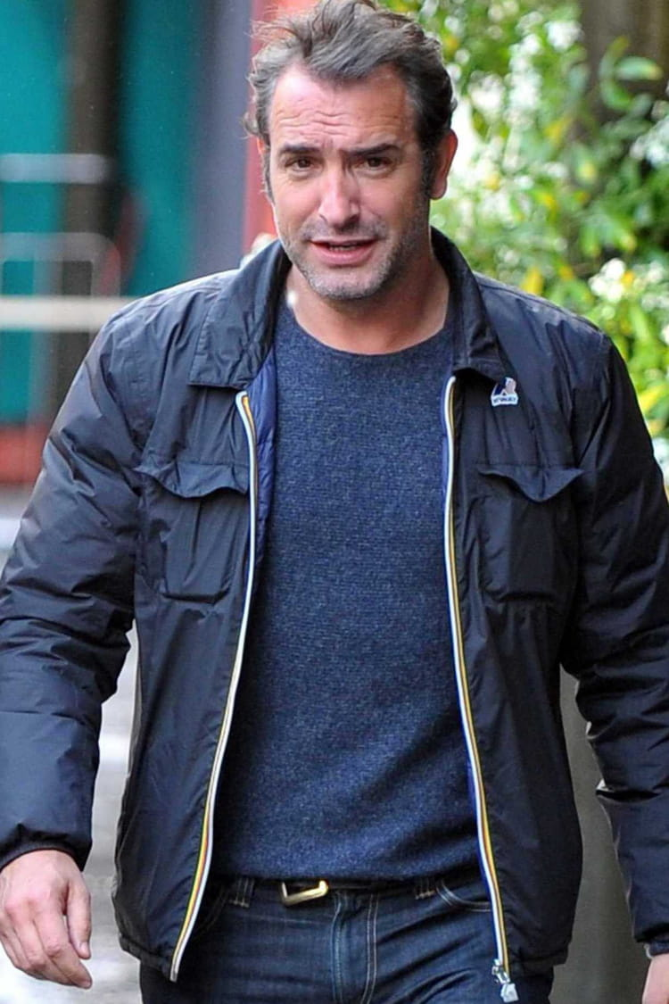 Jean dujardin se confie sur sa fille tops et flops le for Jean dujardin photo