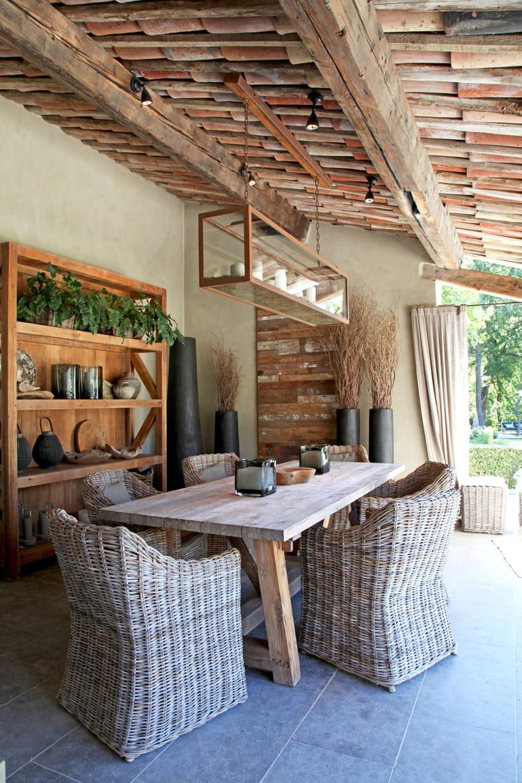 La salle manger prend ses quartiers d 39 t journal des - Deco jardin journal des femmes toulouse ...