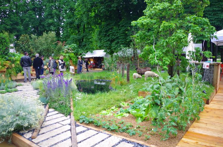 Le chemin de fer au coeur du jardin for Au coeur du jardin lille