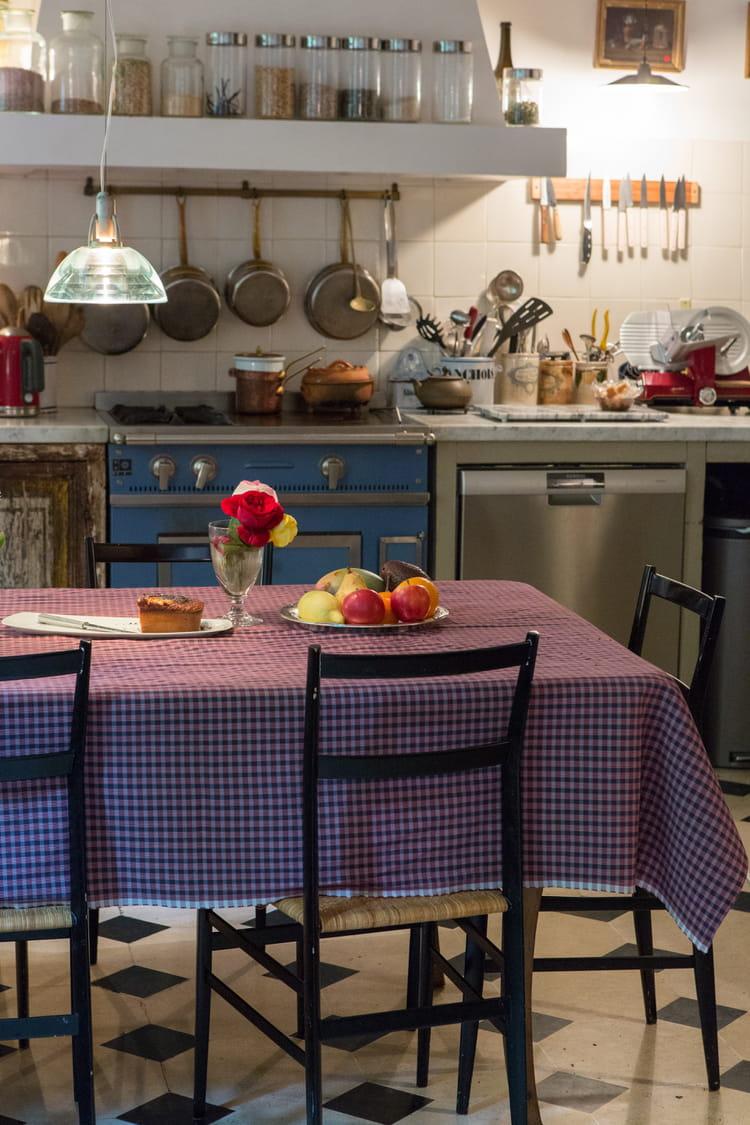 Donner un style maison de famille sa d co journal des Objet cuisine retro