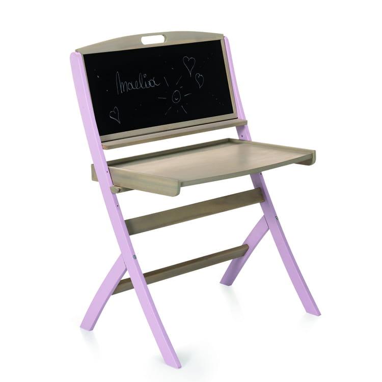 bureau pirouette alin a chambre d 39 enfant 7 bureaux d co pour la rentr e journal des femmes. Black Bedroom Furniture Sets. Home Design Ideas