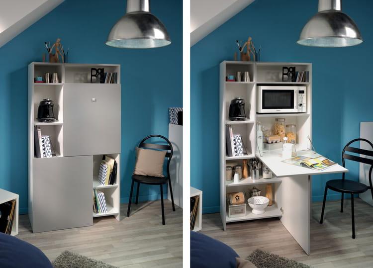 Petit espace on opte pour du mobilier convertible for Table a manger pour petit espace
