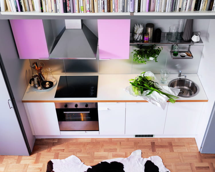 cuisine faktum d 39 ikea les nouvelles cuisines tendance journal des femmes. Black Bedroom Furniture Sets. Home Design Ideas