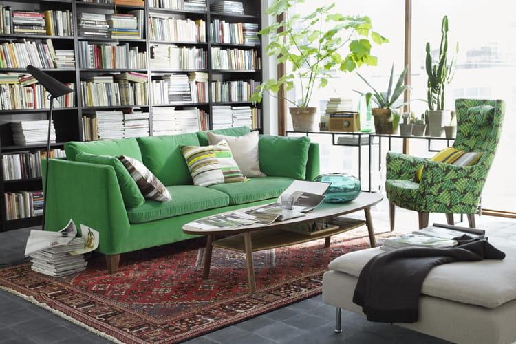 Canap stockholm par niels gammelgaard pour ikea - Ikea canape stockholm ...