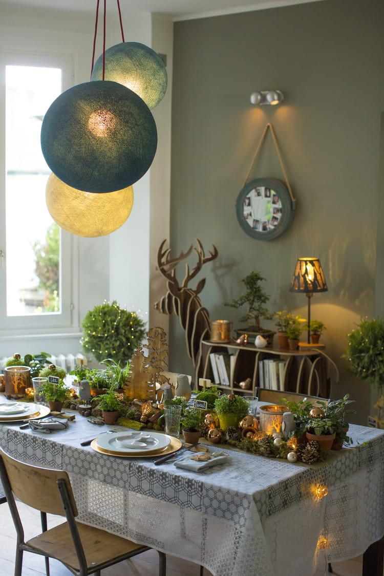 ambiance botanique chez botanic o acheter de la d coration de no l qui change journal des. Black Bedroom Furniture Sets. Home Design Ideas