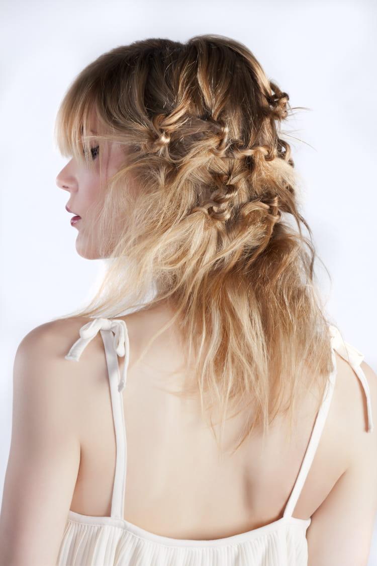D tach boh me d 39 eric stipa les coiffures de mari es tendance pour 2012 journal des femmes - Coiffure mariage detache ...
