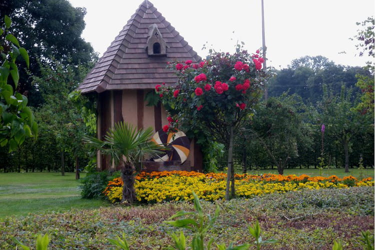 Le jardin de jean paul et c cile les plus beaux jardins for Jardin entretien jean paul traineau