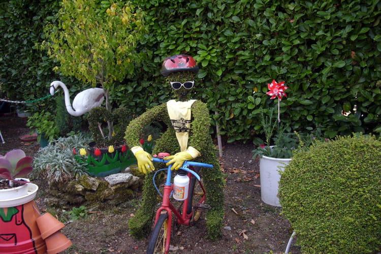 Des personnages buissons ces l ments d co qui font - Deco jardin journal des femmes toulouse ...