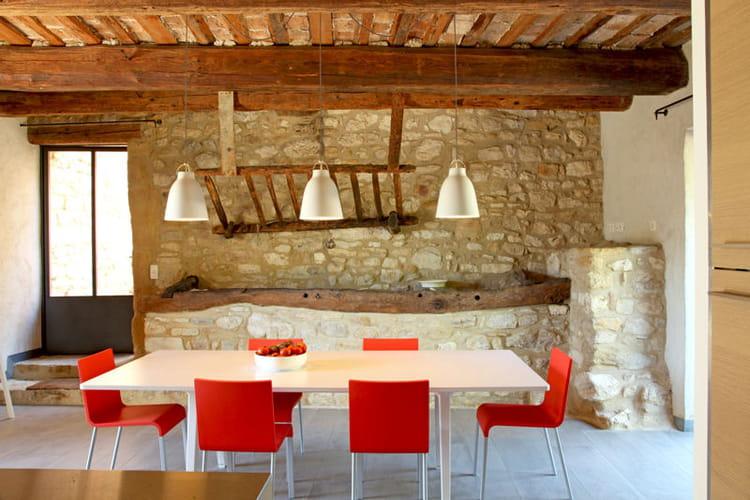 Salle manger l 39 table 40 salles manger pour tous les go ts jour - Deco salle a manger ancienne ...
