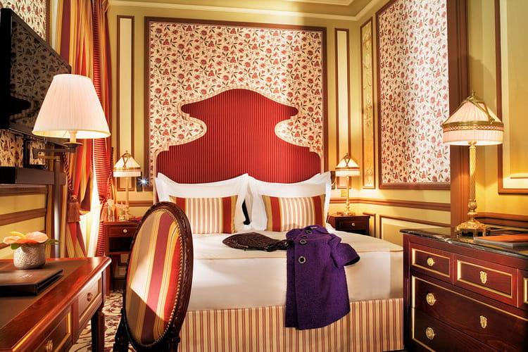 Ambiance d licate et chaleureuse le grand h tel de for Spa luxe bordeaux