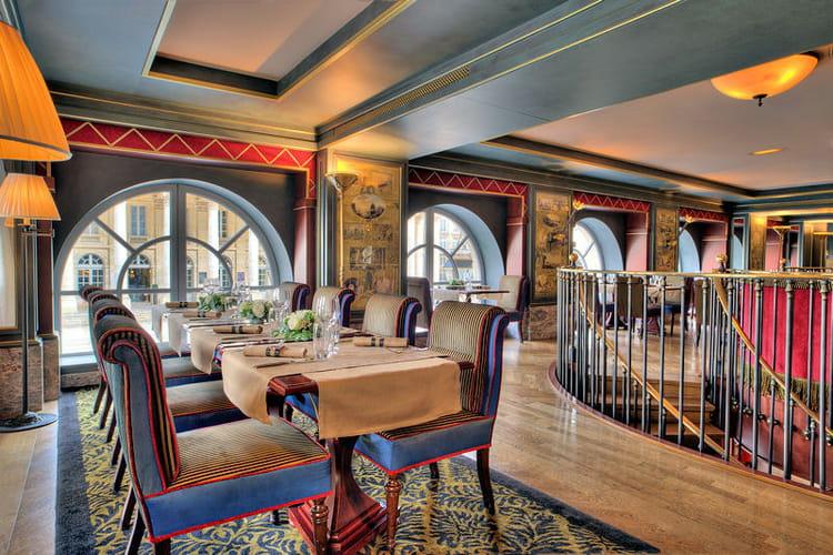 La brasserie l 39 europe en plein c ur de bordeaux le for Spa luxe bordeaux