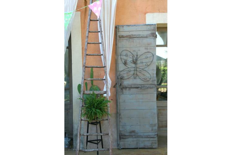 De la d co sur le volet c t jardin des fen tres qu 39 on - Deco jardin journal des femmes toulouse ...