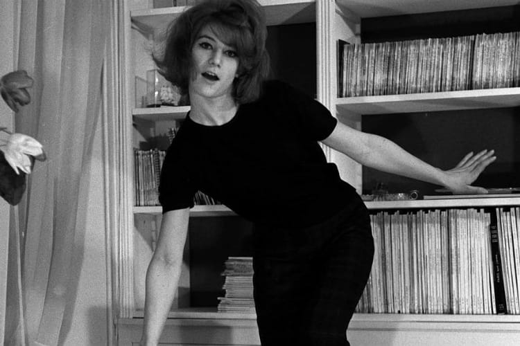 1962 : Sheila, premier 45 tours en solo