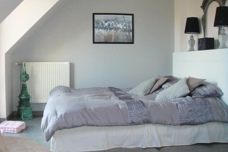 La chambre parentale romantique visitez la maison de gael journal des fe - Chambre parentale romantique ...