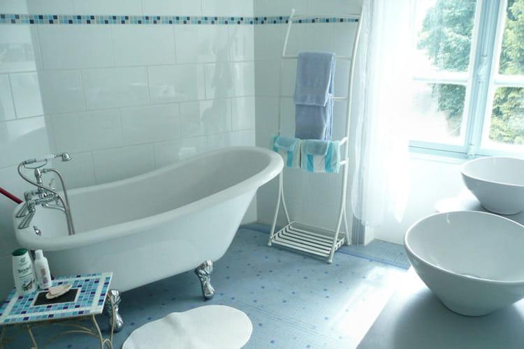 Salle De Bain Baignoire Sur Pied : ... baignoire sur pieds : Déco de ...