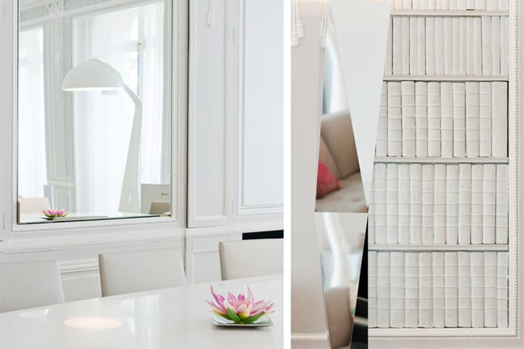 Des Miroirs Qui Se R Pondent Un Appartement Familial Qui Revisite La D Co Classique Journal