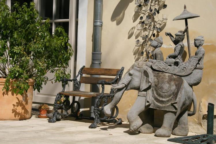 Jardin anim un tour du monde tr s d co journal des - Deco jardin journal des femmes toulouse ...