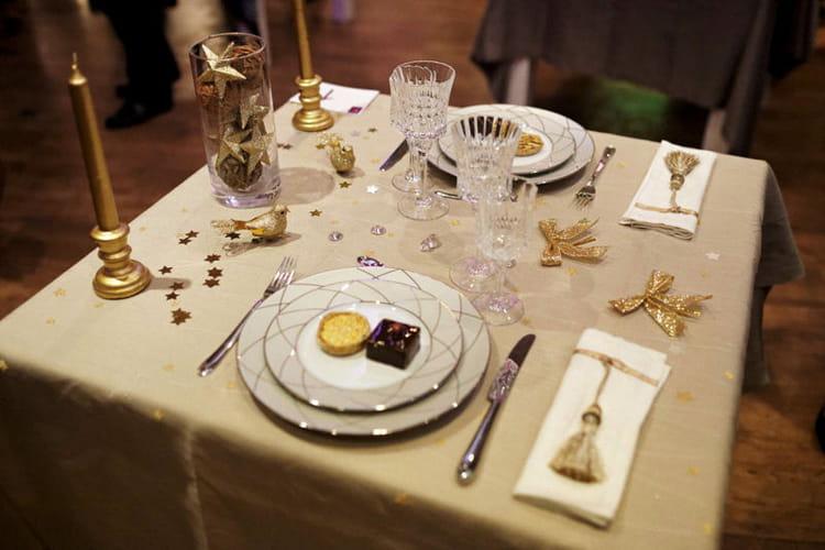 décoration de table au quotidien #4
