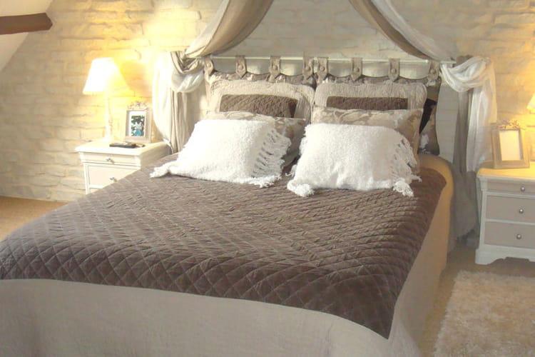 La chambre de coroy boh me des chambres romantiques pour calins et plus journal des femmes for Photo deco chambre adulte romantique