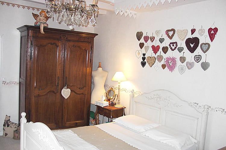 La chambre de val rie 100 c ur vos plus belles for Chambre romantique 13
