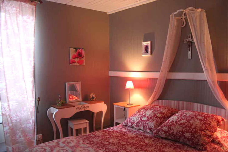 la chambre de val rie fleurie vos plus belles chambres romantiques journal des femmes. Black Bedroom Furniture Sets. Home Design Ideas