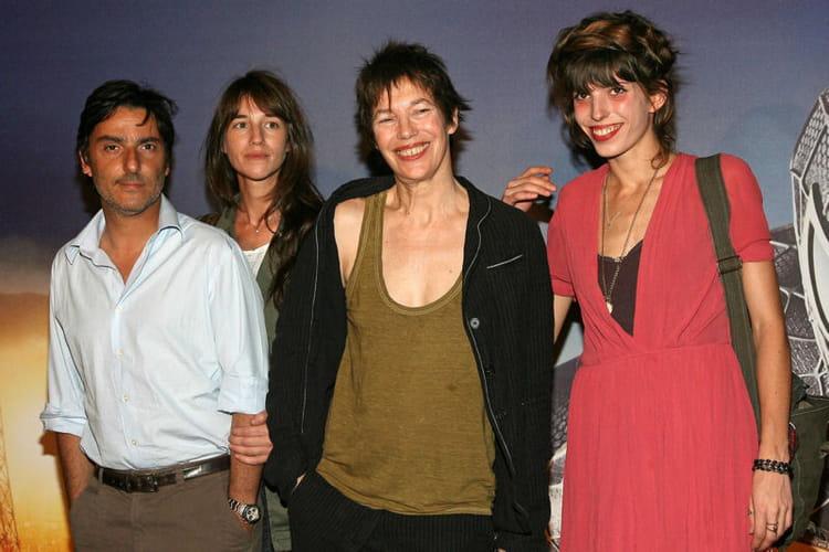 Jane birkin et ses deux mod les enfants de stars les portraits crach s de leurs parents - Charlotte de turckheim et ses filles ...