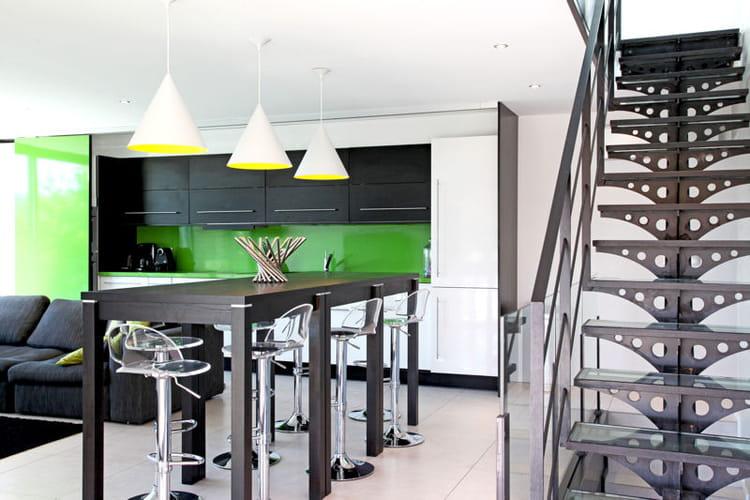 Decoration Cuisine Orange Et Vert ~ Toutes les Idées Sur la ...