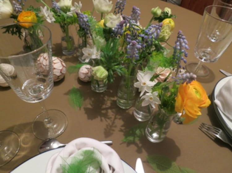 Une d co fleurie pour la f te des grand m res - Deco jardin journal des femmes toulouse ...