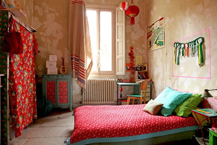 Decoration Chambre Couleur Rouge