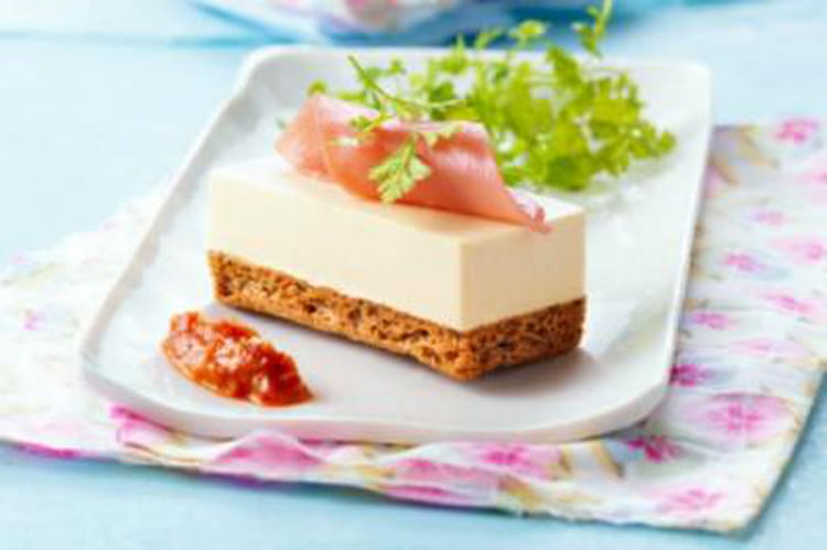 55 recettes pour un buffet chic for Entree froide original